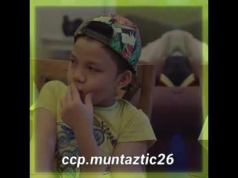 Kedekatan Muntaz Halilintar dan Momy