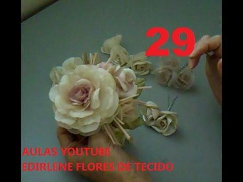 Escolha Tecidos p/Flores