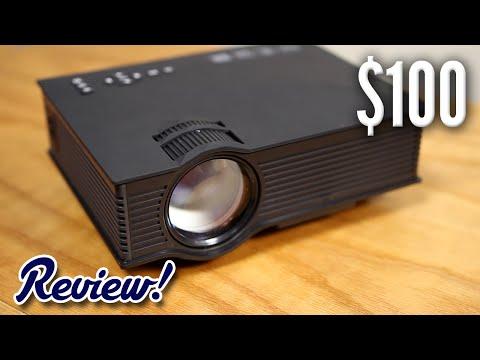 Under $100 Budget Projector Bedroom Setup! (Best Cheap Projector)