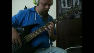 Dismember - Override of the Overture (bass cover)