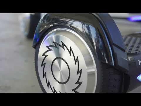 Razor Hovertrax 2.0 Hoverboard Ride Video