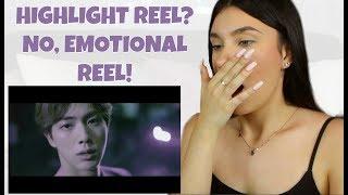 BTS (방탄소년단) Highlight Reel Reaction