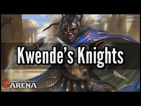 Download MTG Arena - Kwende's Knights (B/W Knights Deck) HD Mp4 3GP Video and MP3