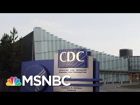 CDC Stumbles Again, Mistakenly Posting 'Draft' Guidance On Airborne Covid-19 Spread | MSNBC