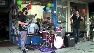 Brian Baggett Trio At Supersonic Music's 15th Birthday Party