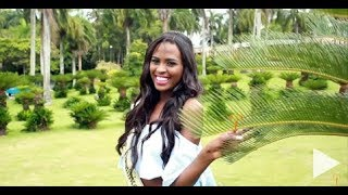 Ingrid Franco Miss Earth Dominican Republic 2017 Introduction Video