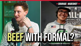 SCUMP BREAKS DOWN HIS BEEF WITH FORMAL