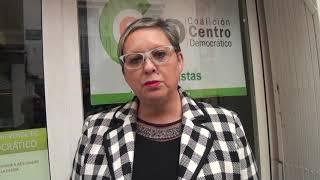 Vídeo de la candidata a la Alcaldía de Benidorm, Paquita Ripoll, presentando la sede electoral