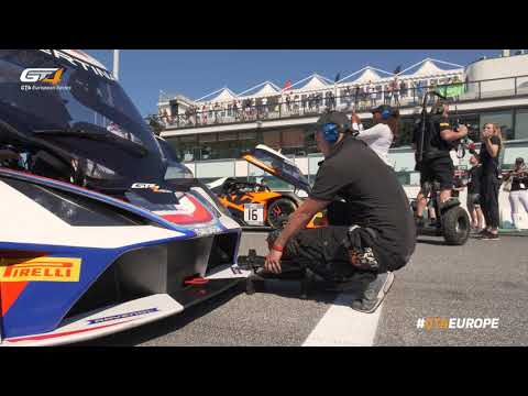 A SATURDAY AT MISANO - Misano - GT4 European Series