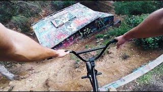 I RODE BMX ON AN INSANE NAZI BUNKER ROOF