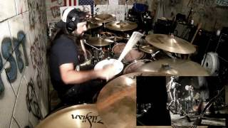 War Inside My Head / The Test That Stumped Them All (Dream Theater Drum Cover)
