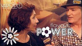FLAVOUR POWER : c'est le vapoteur qui décide !