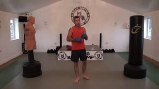 BILLY SMITHS BOXING BOOT CAMP 30 MINUTE WORKOUT WITH PUNCHBAG CIRCUIT 1 by Billy Smith