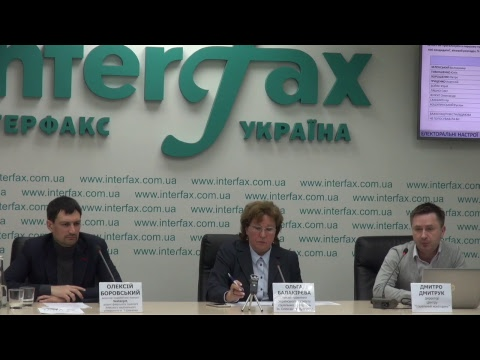 """Interfax-Ukraine to host press conference 'The Political Situation and Electoral Orientations in Ukraine: March 2019"""""""
