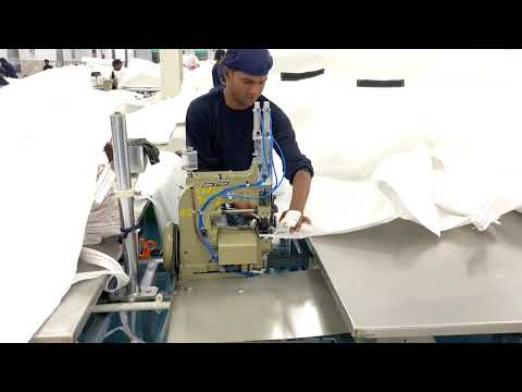FIBC Jumbo Bag Stitching Machine
