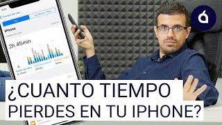 Qué es y cómo funciona TIEMPO DE USO de iOS en iPhone y iPad | Los Tutoriales de Applesfera