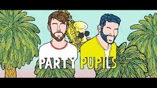Party Pupils   Sax On The Beach (Lyric Video)