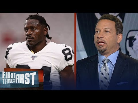 The Raiders have to regret dealing for Antonio Brown - Chris Broussard   NFL   FIRST THINGS FIRST