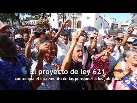Jubilados reiteran exigencias sobre sanción de proyecto de ley al Ejecutivo