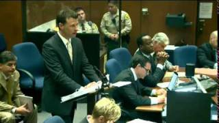 Conrad Murray Trial   Day 7, Part 2
