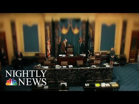 Congress Closes In On Next Phase Of Impeachment Proceedings | NBC Nightly News