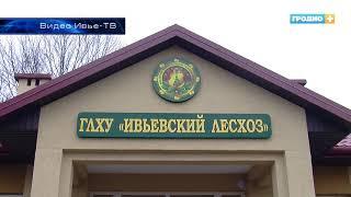 У Юратишковского лесничества новое здание