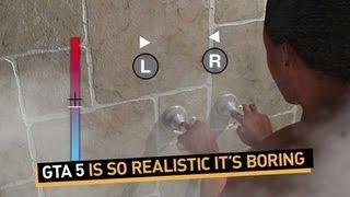 GTA 5 Review: So Realistic It's Boring