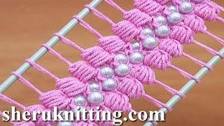 Hairpin Lace Crochet Tutorial 38 Horquilla De Encaje De Ganchillo