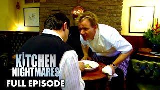The Walnut Tree Inn Struggles To Take Gordons Advice | Ramsays Kitchen Nightmares Full Episode