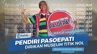 Pendiri Pasoepati Dirikan Museum Titik Nol, Pemain Kawakan Persis Ikut Sumbangkan Barang Bersejarah
