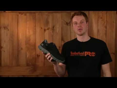 Timberland PRO Powertrain Work Shoe Review