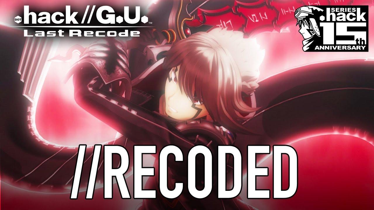 Hack G U Last Recode Pc Download Bandai Namco Store Europe