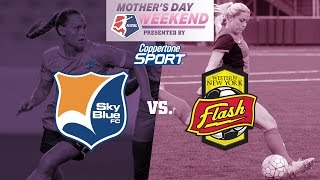 Sky Blue FC vs. Western New York Flash
