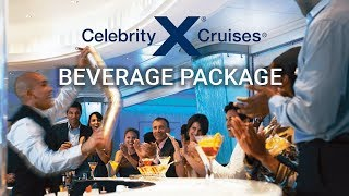 Celebrity Cruises: Drink Packages