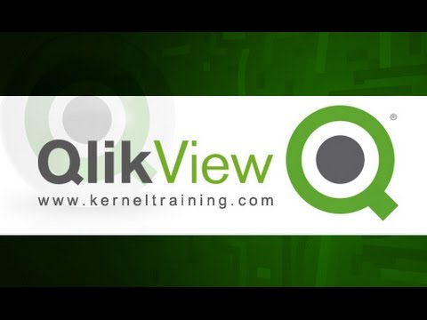 QlikView Tutorial for Beginners | Qlikview Training - YouTube