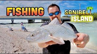 Shore Fishing Florida (Sanibel & Captiva Island)