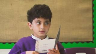 Hallmark – Children boost literacy skills through writing cards