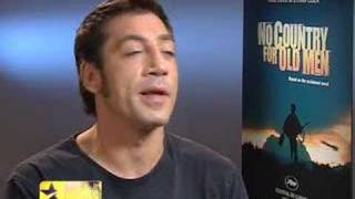 Javier Bardem -- No Country for Old Men
