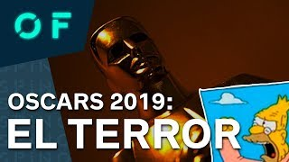 El HORROR de los nominados a los Oscar 2019 | Old man yells at cloud