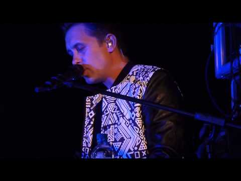 Mark Owen - Giveway LIVE @ The Leadmill - Sheffield 09.06.2013