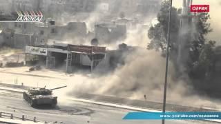 Русская техника в бою Сирия Наши дни