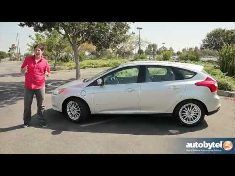 2012 Ford Focus Electric: Video Road Test & Review