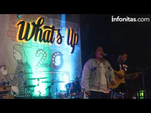 2nd Anniversary Celebration of What's Up Cafe