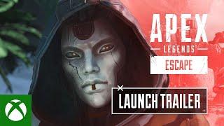 Xbox Apex Legends: Escape Launch Trailer anuncio