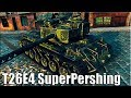 T26E4 SuperPershing НАГИБ 🌟 медаль Пула 🌟 World of Tanks лучший бой на прем ст суперпершинг