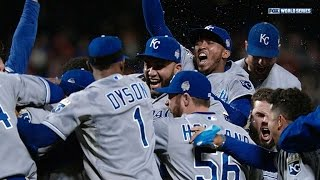 11/1/15: Royals stage comeback to win World Series