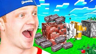 I Tested 6 Farm Hacks In Minecraft!