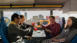 How to Make a Connecting Trip on megabus.com