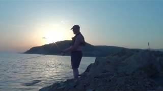 Что клюет в июне на черном море