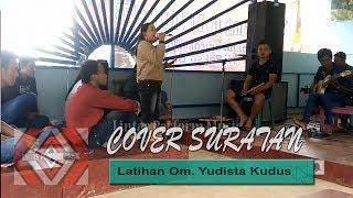 Tak Kalah Sama Vokal Aslinya Suratan ~ Rhoma Irama~Riza Umami Latihan Cover Dangdut